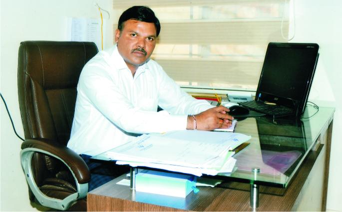 Ashoka Hospital - About Chairman